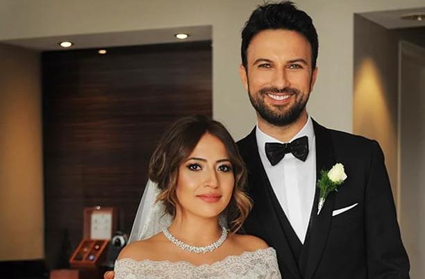 Tarkan'nın düğün fotoğrafları yayınlandı