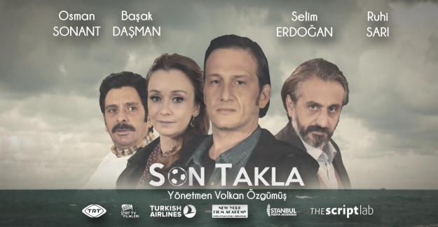 """Dram türündeki """"Son Takla"""" filmi 18 Mayıs Perşembe gecesi TRT 1 Ekranlarında!"""
