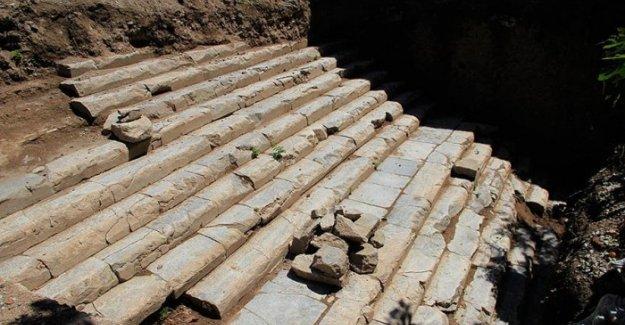İzmit'te 2 bin yıllık tapınak