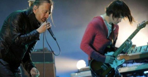Radiohead'ten Tophane'deki saldırıya tepki geldi