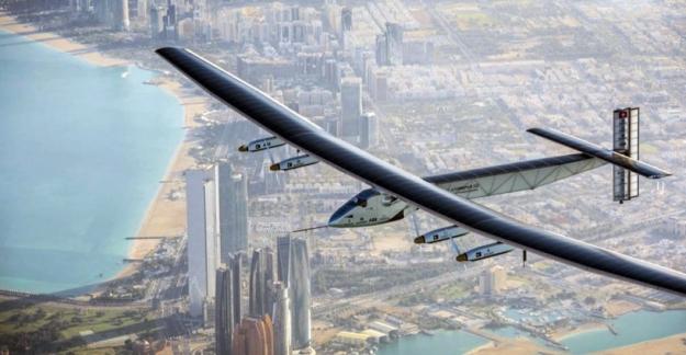 Solar Impulse, Özgürlük Anıtı üzerinde tarihi bir uçuşa daha imza attı
