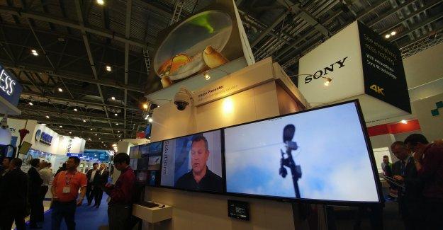 Sony, en yeni 4K görüntüleme ve sunum çözümlerini IFSEC 2016'da sergiledi