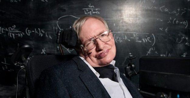 Stephen Hawking'den en iddialı uzay keşfi projesi