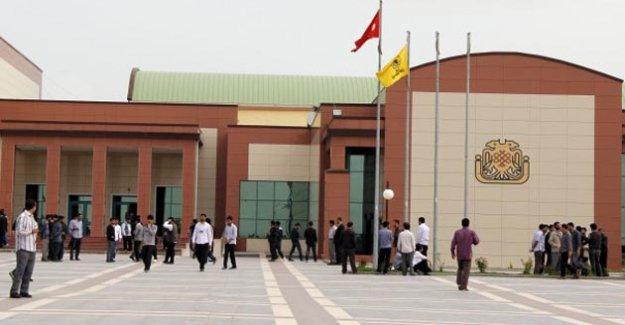 Dicle Üniversitesi'nde 77 kişi hakkında gözaltı kararı