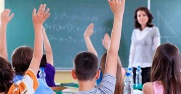 Öğretmenlere tatil müjdesi