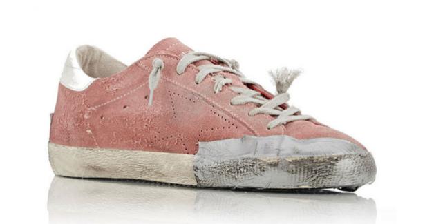 Golden Goose'un bu ayakkabısı tam 820 lira