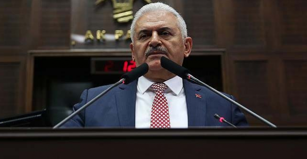 "Başbakan Yıldırım, ""CHP, Çarşı gibi herşeye karşı"""