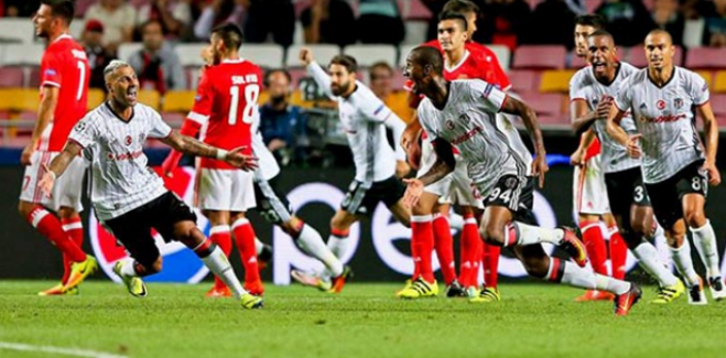 Beşiktaş'ın kasası ağzına kadar doldu