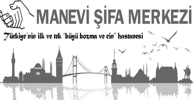 """Bir garip hastane, """"Büyü Bozma ve Cin Hastanesi"""""""