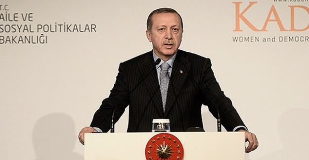Cumhurbaşkanı Erdoğan, AB'yi mültecilerle tehdit etti