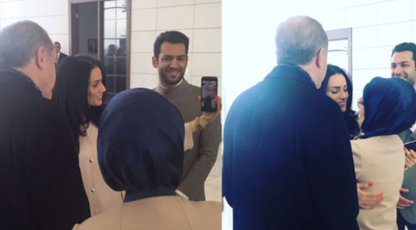 Cumhurbaşkanı Erdoğan, Murat Yıldırım için FaceTime'dan kız istedi