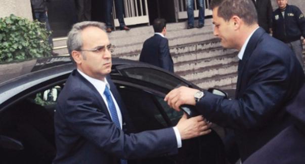 Kozmik Oda'nın kaçak savcısı Mustafa Bilgili sahte kimlikle yakalandı