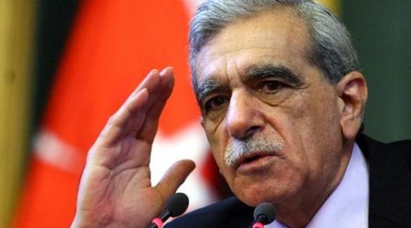 Mardin Büyükşehir Belediye Başkanı Ahmet Türk görevden alındı