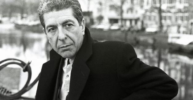 """""""Müziğin Klas Adamı"""", Leonard Cohen hayatını kaybetti"""