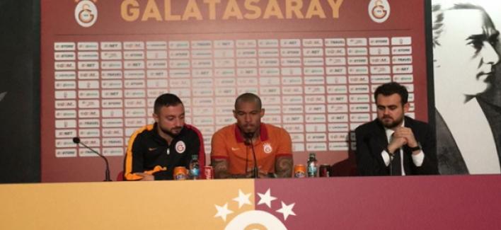 Nigel De Jong kritik Başakşehir maçı öncesinde konuştu