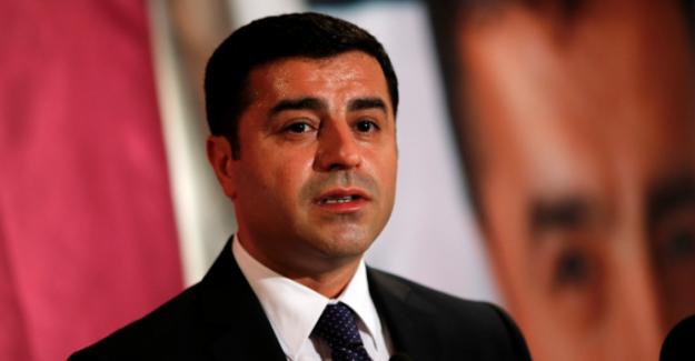 Savcı, Selahattin Demirtaş için tutuklama talep etti