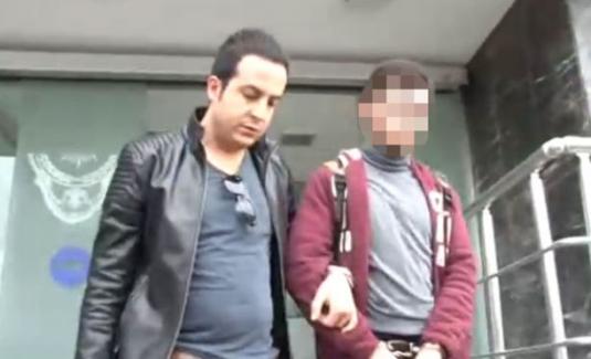 Twitter bombacısı gözaltına alındı