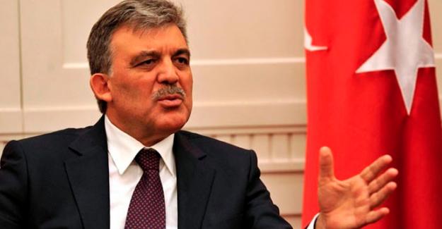 """Abdullah Gül, """"Bu terör saldırısını yapanlara lanet olsun"""""""