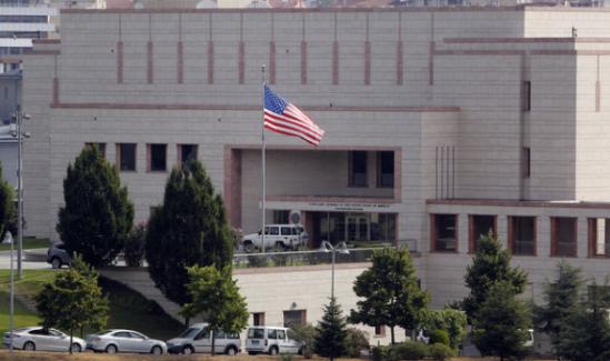 """Amerika'nın Ankara Büyükelçiliği, """"YPG'ye silah vermiyoruz"""""""