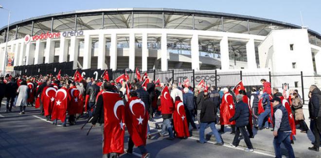 Beşiktaş'taki Beleştepe'nin adı Şehitler Tepesi olarak değiştirildi