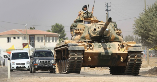 DAEŞ'ten saldırı, 3 askerimiz şehit düştü