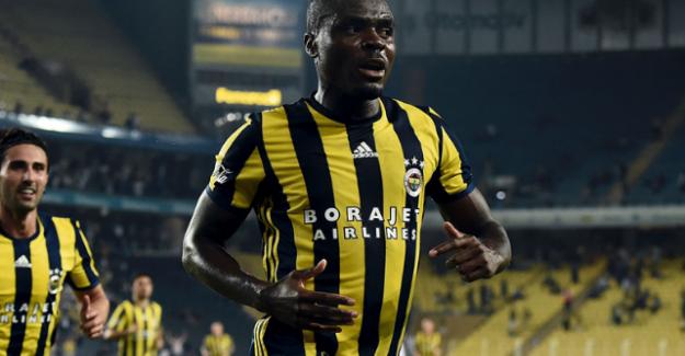 """Fenerbahçe taraftarı, """"Çok şükür Emenike, Spartak Moskova'ya kiralandı"""""""