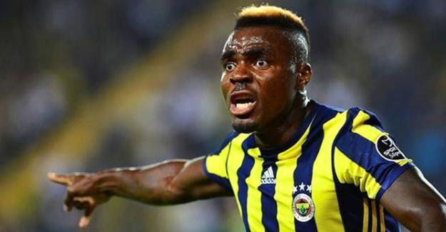 Fenerbahçe taraftarına sevindirici haber! Emenike'ye talip çıktı