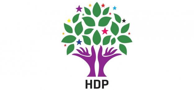 """HDP yine """"TERÖR"""" kelimesini kullanmadan saldırıyı kınadı!"""