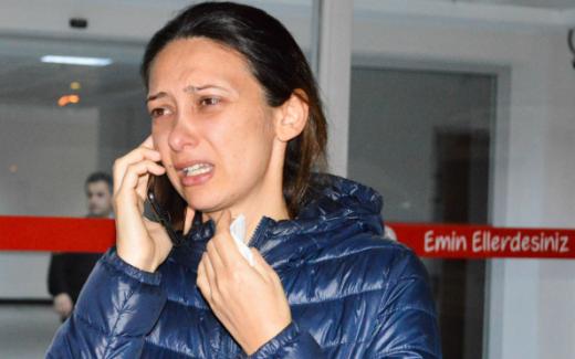 Manisa'da akıl almaz olay, hamile kadının yüzüne ayakkabıyla vurdu
