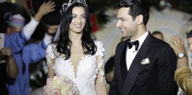 Murat Yıldırım, Faslı güzel Imane Elbani ile evlendi