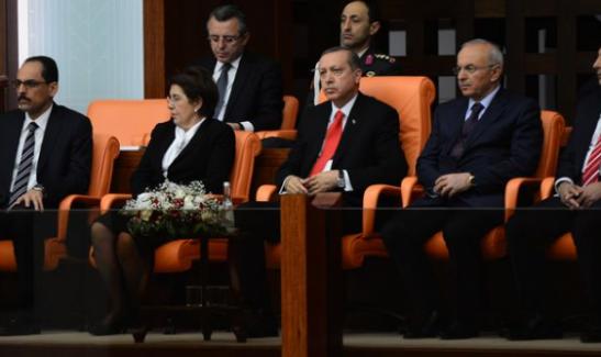 """Ankara Barosu'ndan milletvekillerine, """"Egemenliği Erdoğan'a teslim etmeyin"""""""