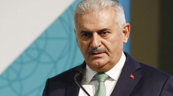 """Başbakan Binali Yıldırım, """"Referandumdan beklentimiz yüzde 70"""""""