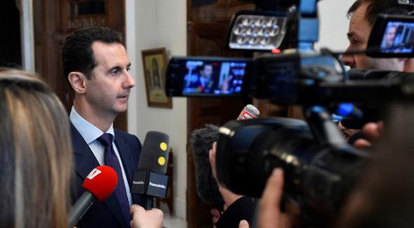 """Beşar Esad, Kazakistan'daki görüşmeler için, """"Her şeyi müzakere etmeye hazırım"""""""
