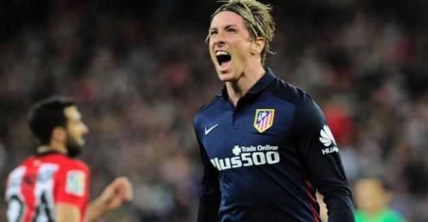 Beşiktaş'ın Fernando Torres aşkı bitmiyor!