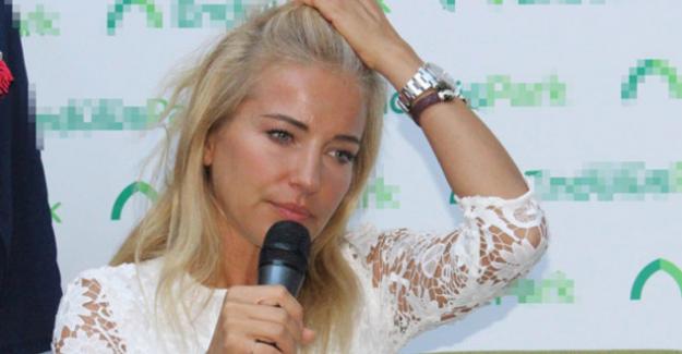 """Burcu Esmersoy, """"Evli sevgili buldu"""" iddialarını gözyaşları içinde yalanladı"""