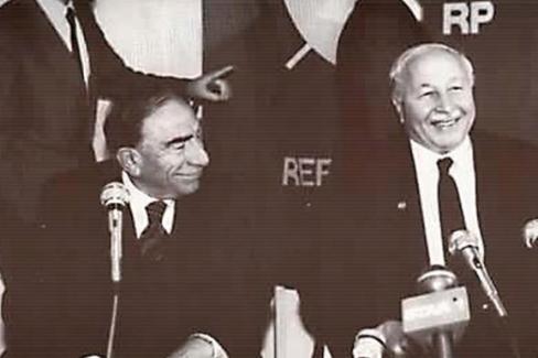 """CHP'li Özel, başkanlığa Necmettin Erbakan ve Alpaslan Türkeş ile """"HAYIR"""" dedi"""