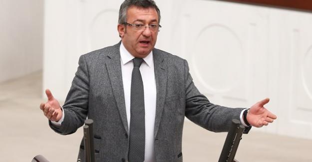 """CHP vekili Engin Altay, """"Başkanlık gelirse ülkede iç savaş çıkar"""""""