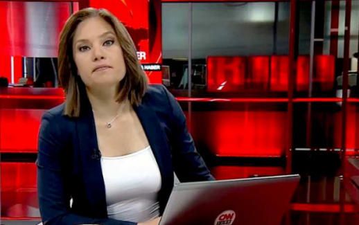 CNN Türk spikeri Nevşin Mengü kovuldu mu?