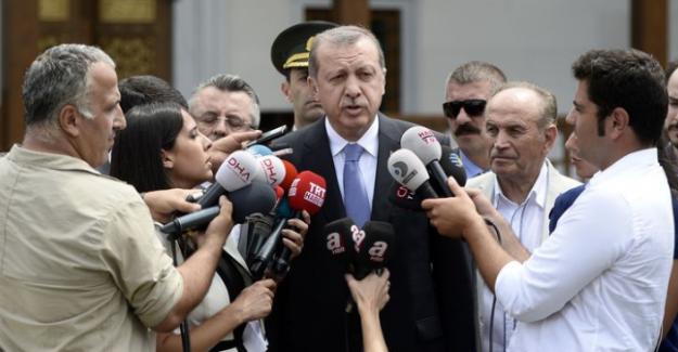 """Cumhurbaşkanı Erdoğan, """"Erken seçim düşünülebilir"""""""