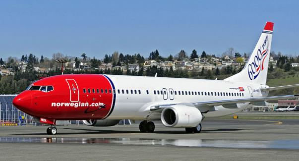 """IRKÇI Norveç Havayolları, """"Siz Türksünüz, sizi uçağa alamayız"""""""