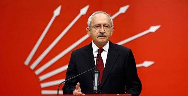 """Kemal Kılıçdaroğlu, """"15 yıllık iktidar Türkiye'yi terör örgütlerine teslim etmiştir"""""""