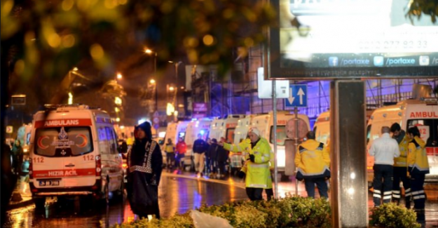 Ortaköy saldırısının tüm detayları! 39 kişi hayatını kaybetti