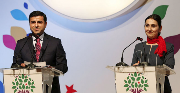 Selahattin Demirtaş için 142 yıl, Figen Yüksekdağ için 83 yıl hapis cezası istendi