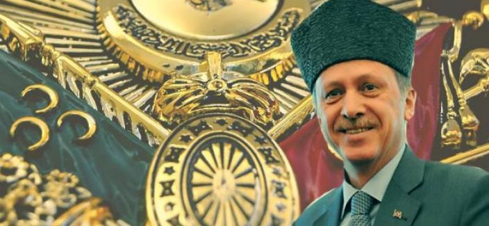 """Tarikat lideri, """"Cumhuriyet yıkıldı! 1. padişahımız Tayyip Bey"""""""