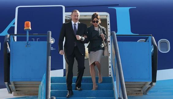 Cumhurbaşkanı İlham Aliyev karısı Mihriban Aliyeva'yı yardımcısı olarak atandı