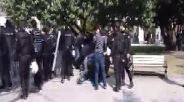 İstanbul Üniversitesi karıştı! 23 gözaltı