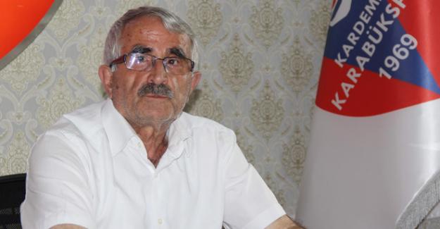 """Karabükspor Başkanı, """"Çok çirkin bir olayla karşı karşıyayız"""""""