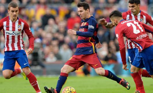 Kral Kupası'nda müthiş mücadele! Atletico Madrid - Barcelona maçı ne zaman?