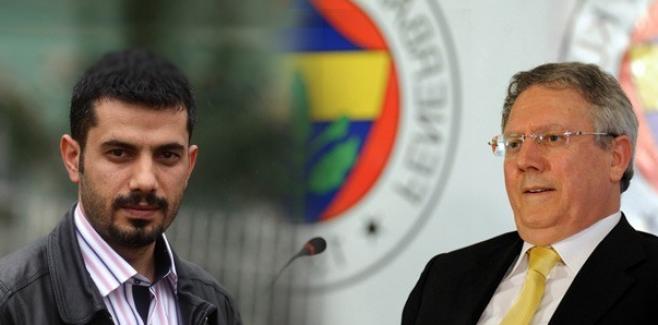 Mahkemede Mehmet Baransu ve Aziz Yıldırım tartıştı
