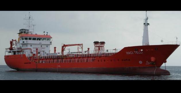 Libya'da Türk tankerine el konuldu! Gemi mürettebatı rehin alındı